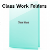 Classwork Folders